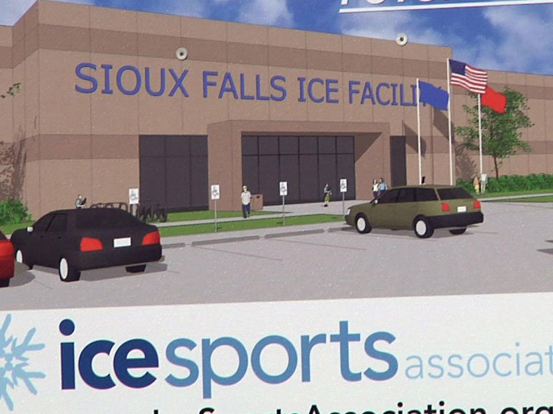 sioux falls ice facility recreation hockey arena Sanford sports complex ice sports association