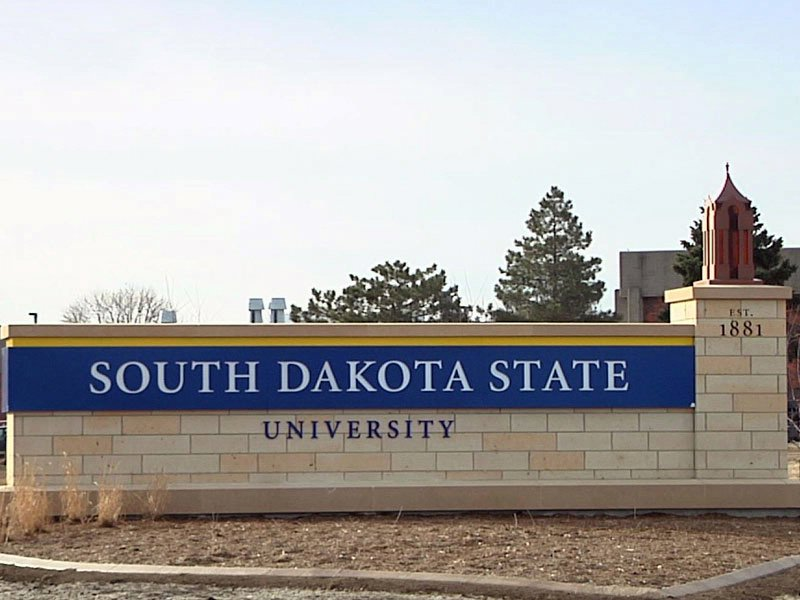 south dakota state university campus sdsu campus