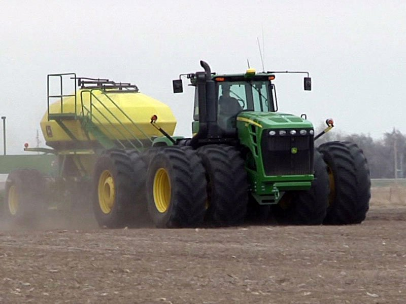 spring planting in march agriculture crops farmers farming machine