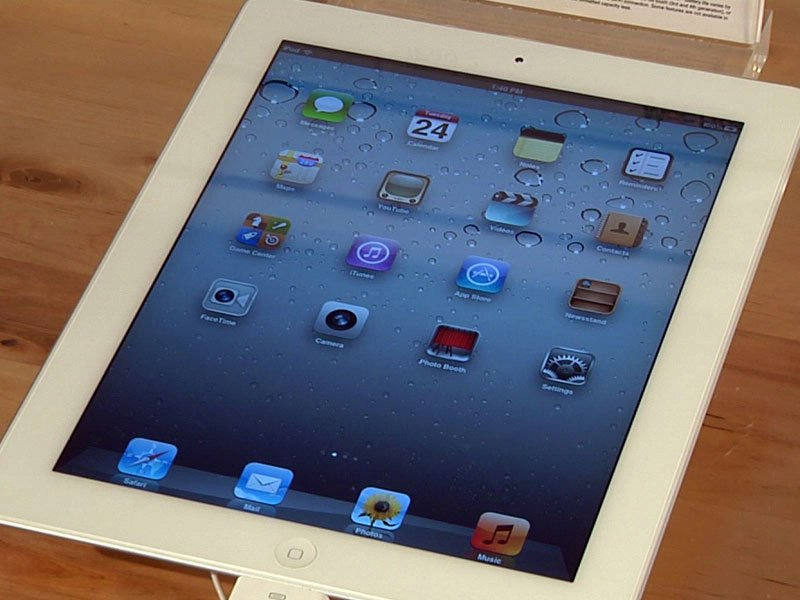 Ipad Apple Tablet