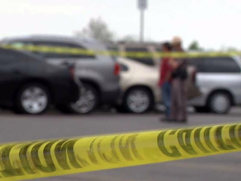 rapid city stabbing walmart parking lot