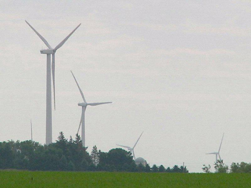 brookings county wind farms wind turbines wind energy power