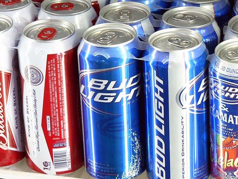 beer budweiser bud light alcohol