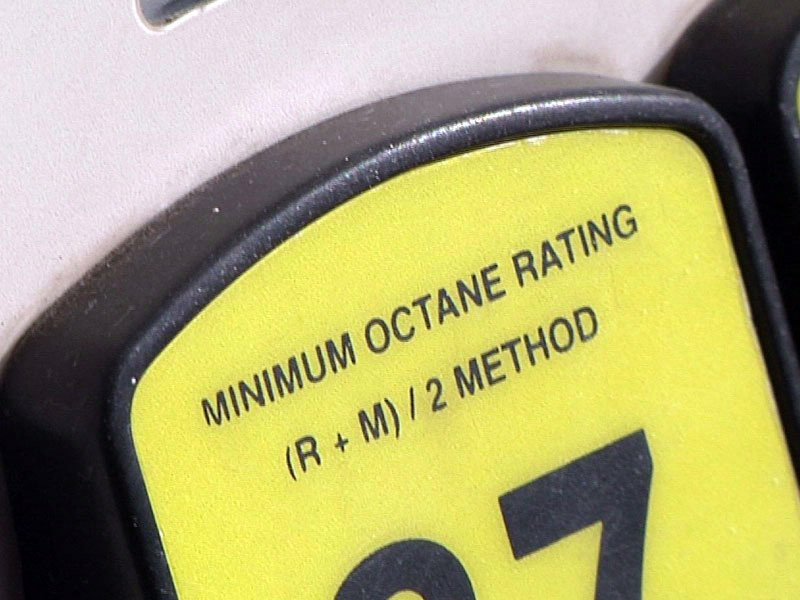 gas pump gas prices octane levels fuel ethanol