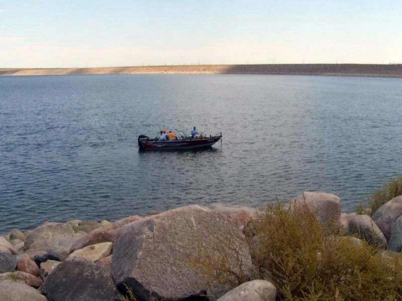 missouri river fishing pierre area lake oahe boat guide