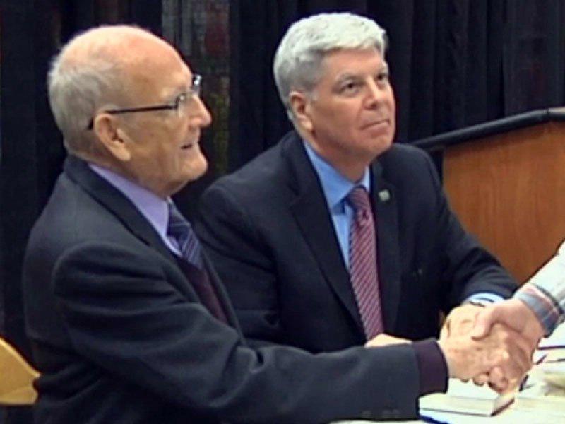 george mcgovern turns 90 former south dakota senator