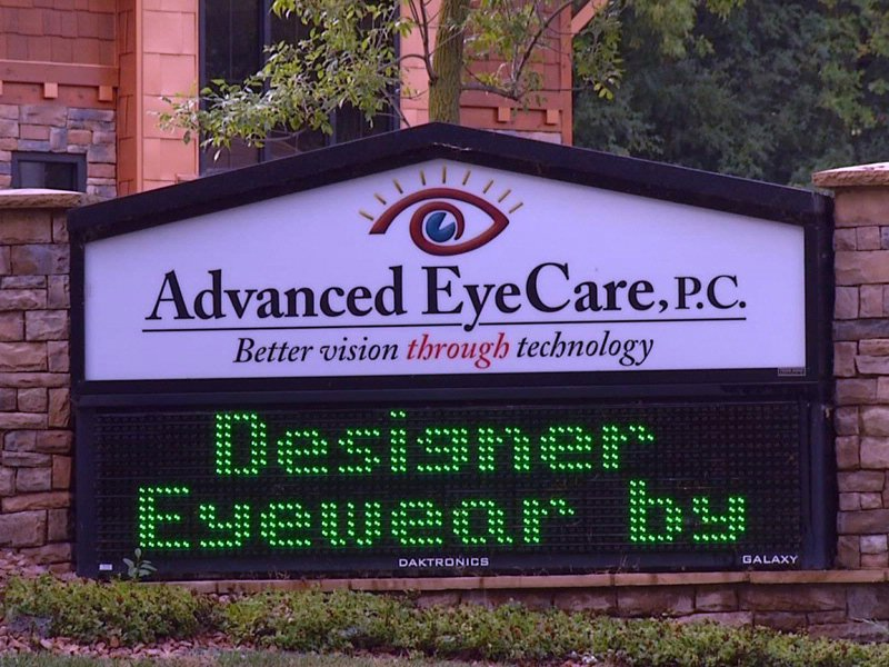 advanced eye care clinic south minnesota avenue search