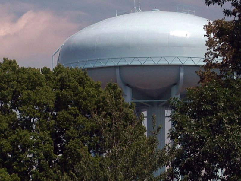yankton water tower