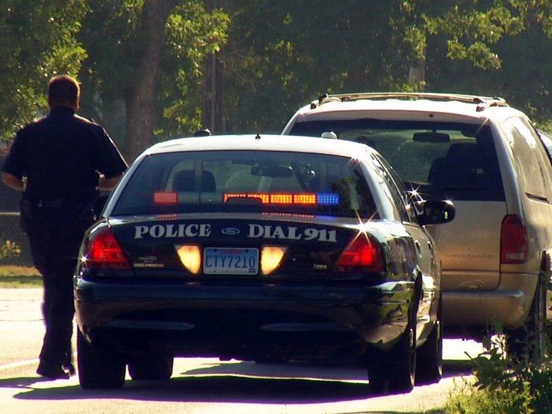 school patrols school zone sioux falls police