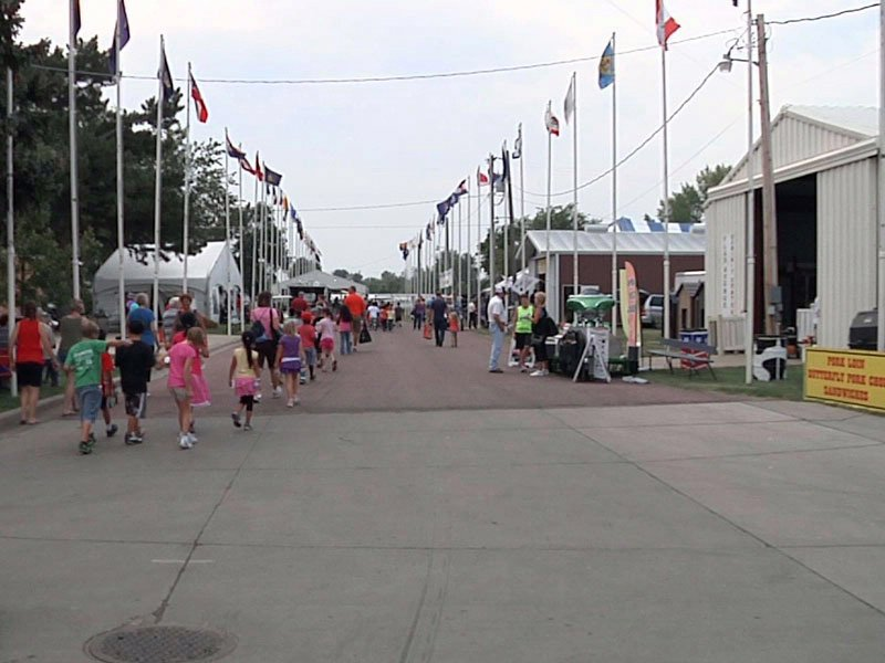 huron state fair