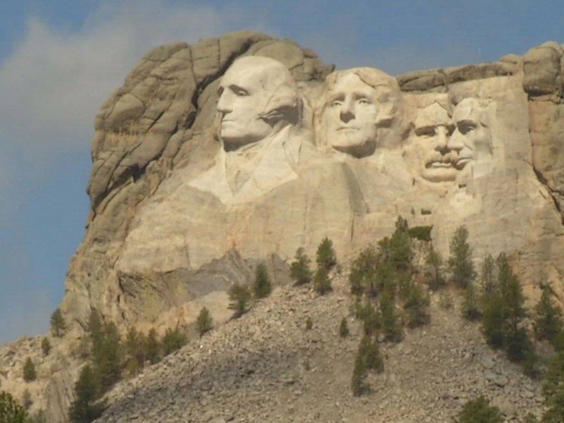 mount rushmore black hills south dakota tourism visitors presidents carving mt. rushmore