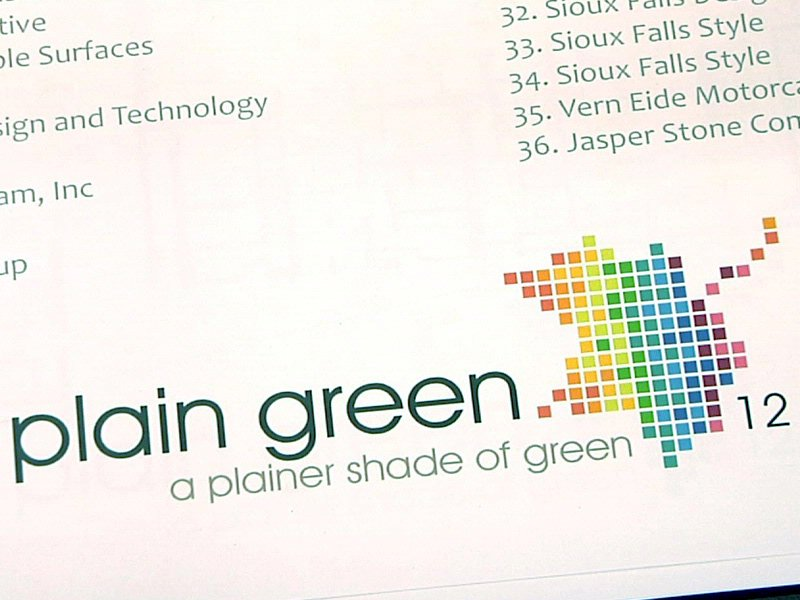 PLAIN GREEN sustainability event conference in sioux falls