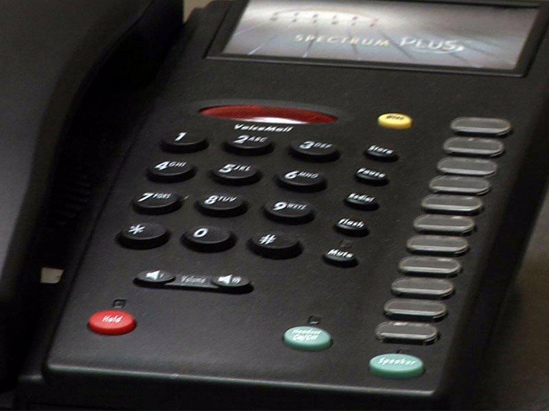 robo calls phone campaign