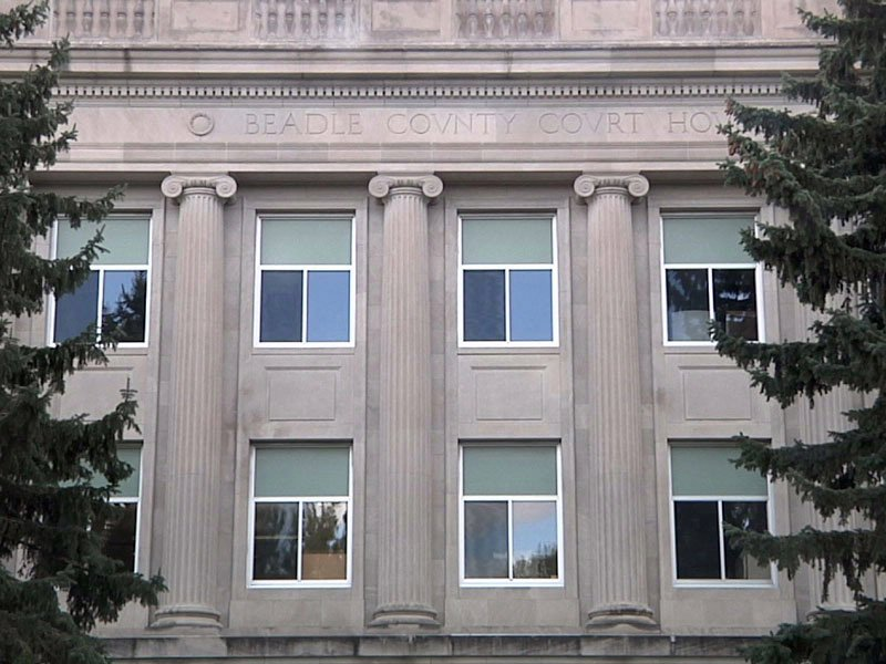 court house huron