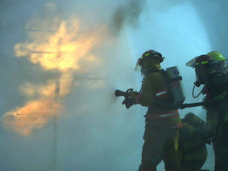 hazmat training fire responders davison hanson aurora county