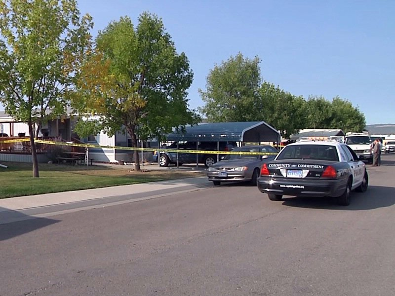 deadly shooting investigation rapid city 1100 block of Riley Court