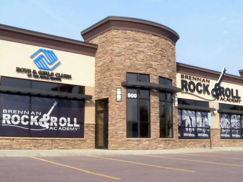 brennan rock and roll academy boys and girls club sioux falls