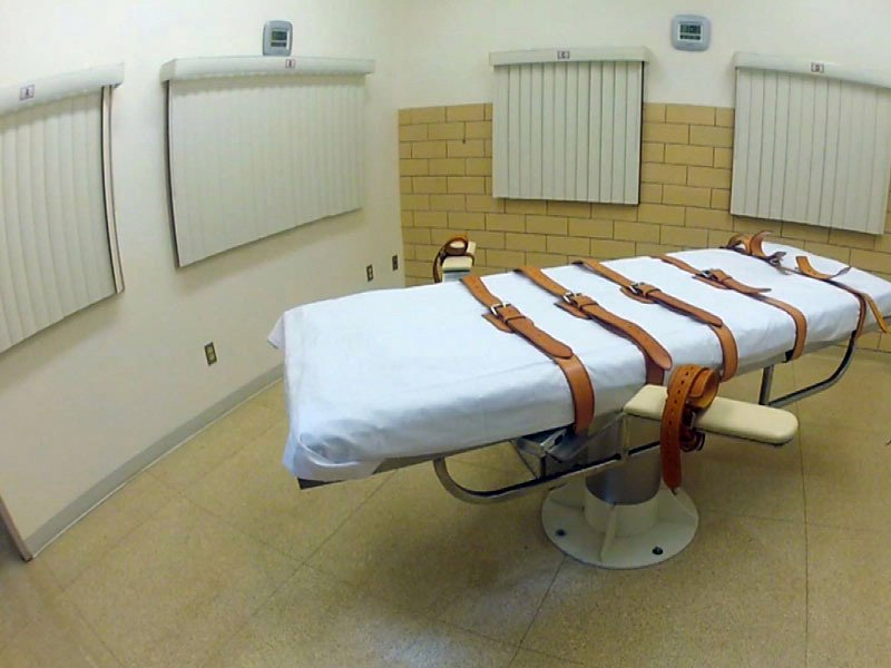 death chamber south dakota state penitentiary execution