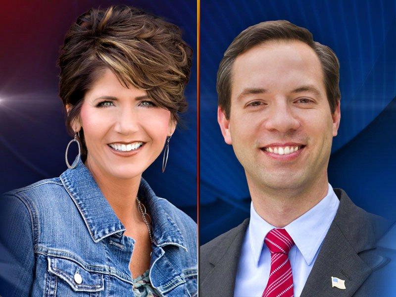kristi noem matt varilek US house race 2012