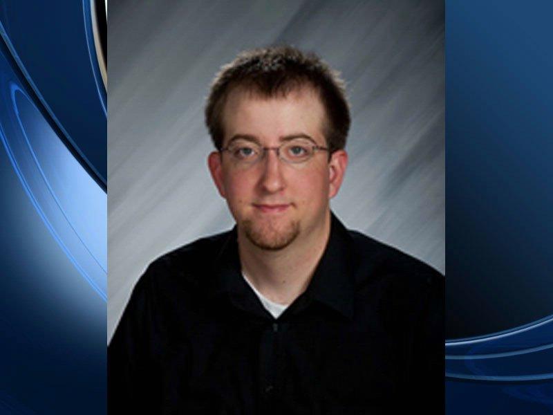 Kyle Keegan new underwood teacher