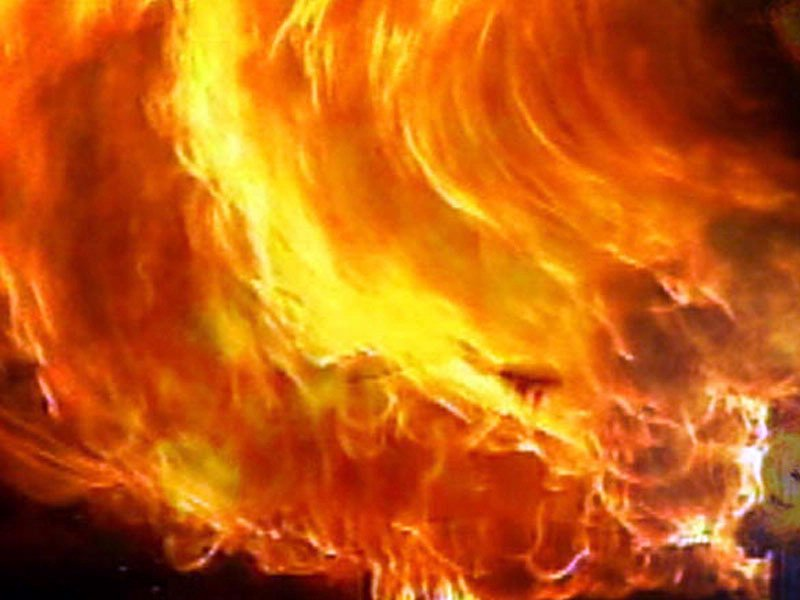 fire flames generic