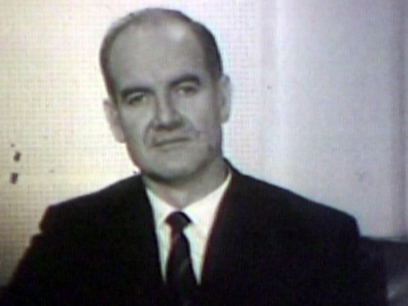 george mcgovern former US Senator from south dakota