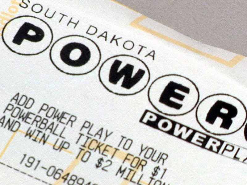 powerball ticket jackpot at $500 million lottery