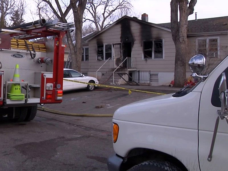 Rapid City fire kills four people three children killed