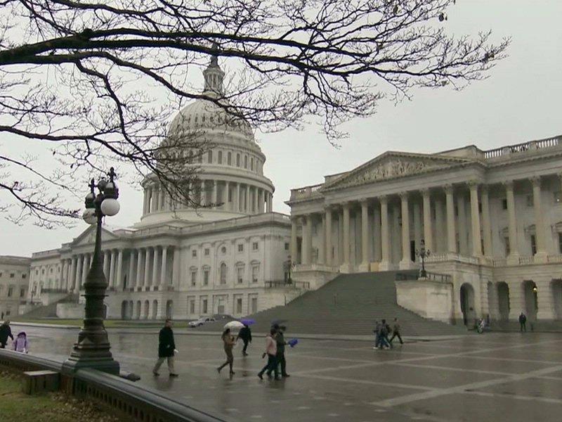 washington capitol building fiscal cliff debate congress
