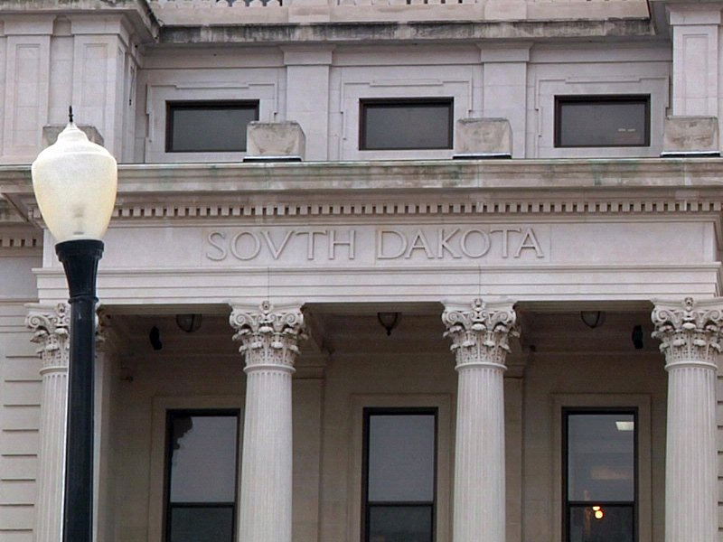 south dakota capitol in pierre legislature legislative session