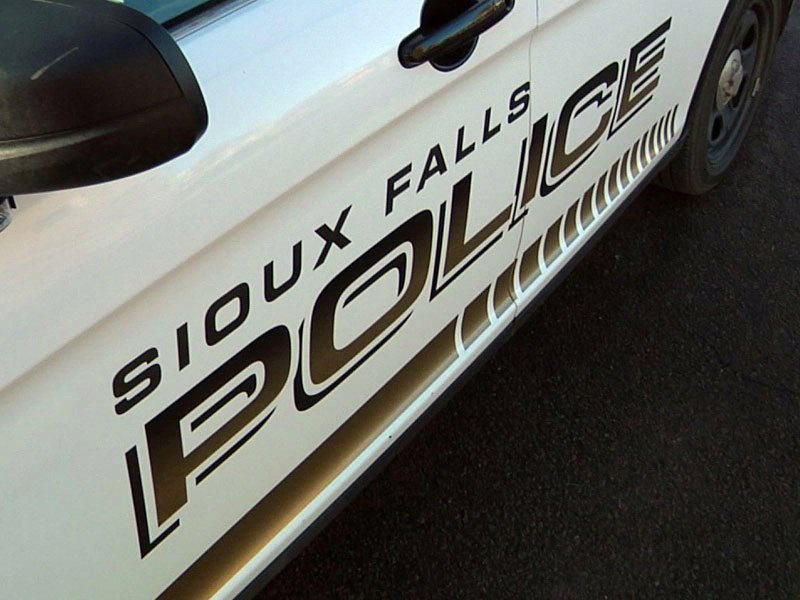 sioux falls police car GENERIC