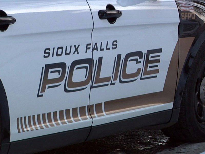 GENERIC sioux falls police car patrol