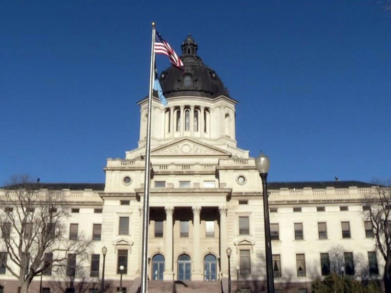 state capitol pierre building