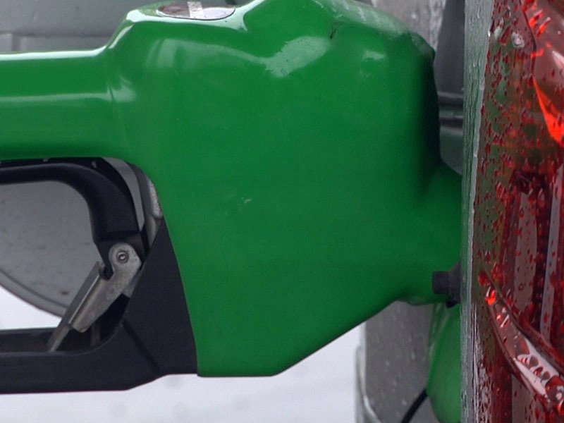 gas prices fuel pump