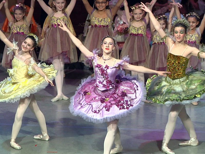 dance gallery presents sleeping beauty, ballet