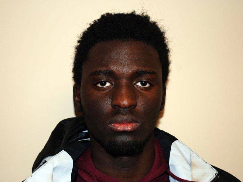 Obadia Loyira wanted for rape in lincoln county