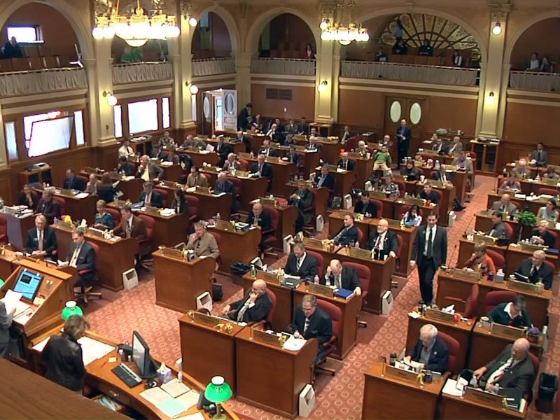 south dakota legislature passes criminal justice reform