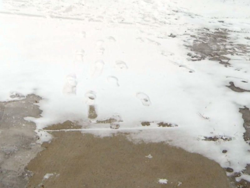 snow in keloland, winter weather