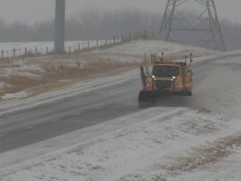 interstate 90 near brandon, winter weather, interstate closure