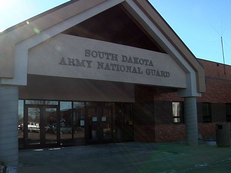 south dakota Army national guard building