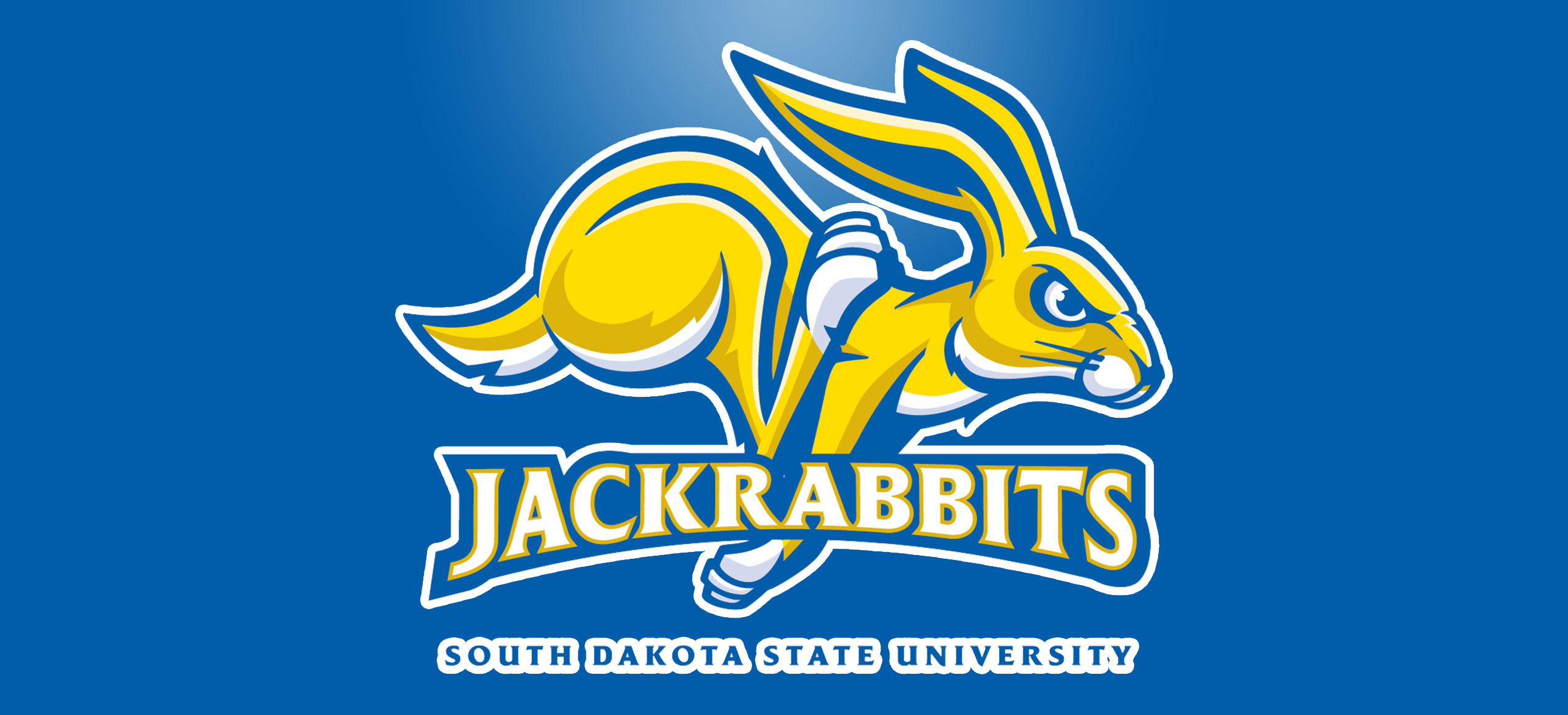 SDSU logo athletics sports jackrabbits