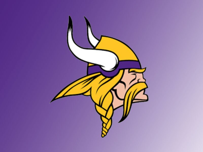 minnesota vikings NFL new logo football
