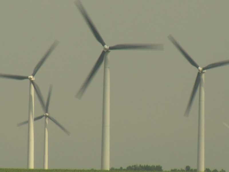 windmill - wind energy