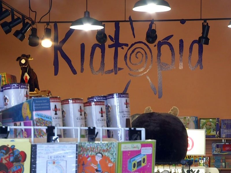 kidtopia toy store small shop specialty retail