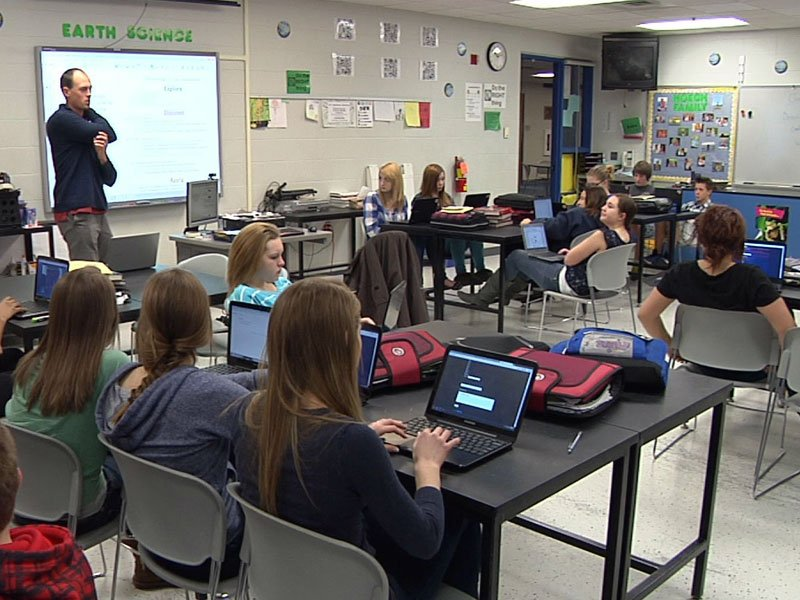 Classroom Technology Ideas ~ Sf schools already integrating technology in classroom
