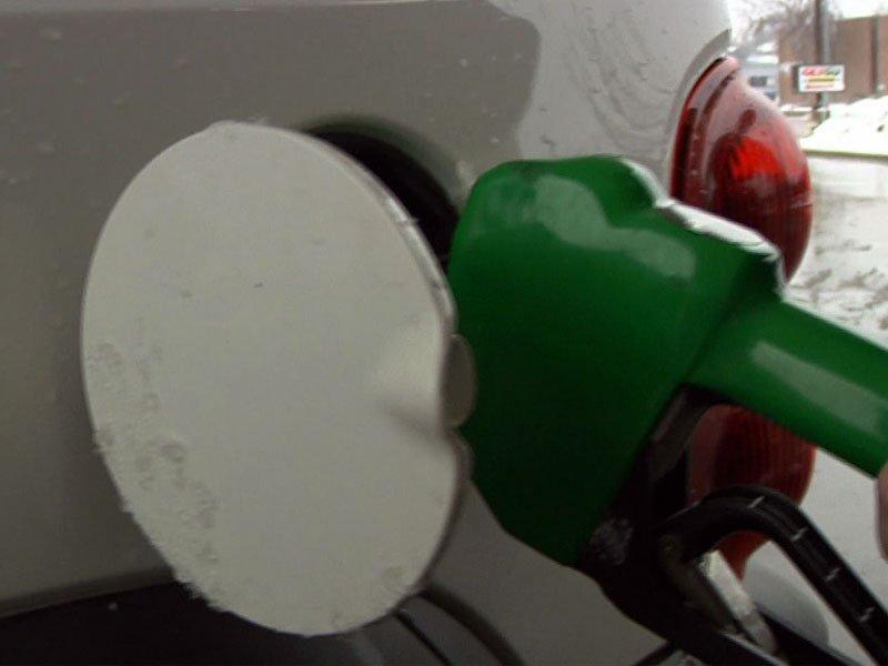 gas tank, gas pump