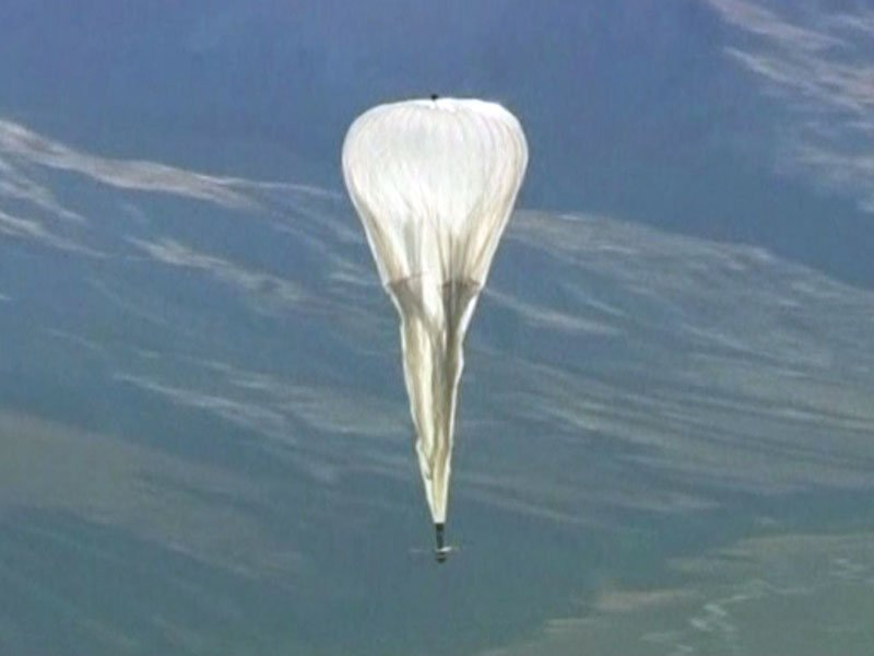 Raven Industries Project Loon Google