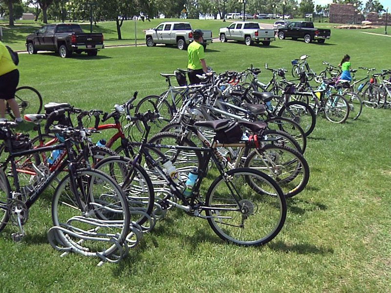 Tour Sioux Falls Bike Riders