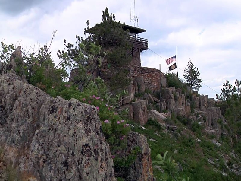 Black Hills Fire Tower
