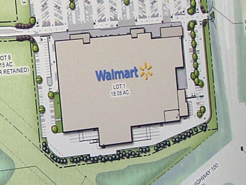 Southside Walmart Timeline